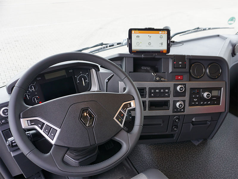 Telematik: Döpke Logistik Findet Mit Spedion Einen Innovativen Partner