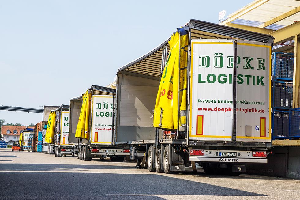 Döpke Logistik Baut Dank Zwei Neu-Projekten Seine Aktivitäten In Der Automobil-Logistik Aus